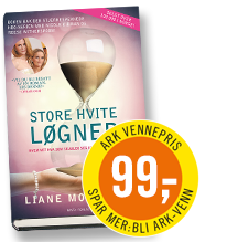 Liane Moriarty: Store hvite løgner