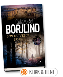 Rolf Börjlind: Sov du velse spire
