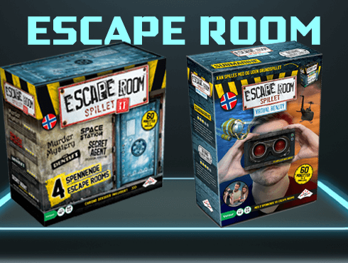 Escape room VR